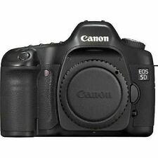 Canon EOS 5D Digital SLR Camera - Black (Body Only)