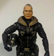 Marvel Legends Keaton Vulture Head Cast. Painted