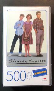 Cardinal 500 Pieces Jigsaw Puzzle [ Sixteen Candles ] NEW
