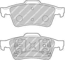 FERODO RACING DS2500 Posteriori Pastiglie Ford Fiesta 5 R2 fcp1540h vedere la descrizione