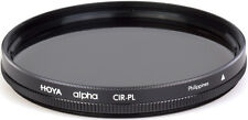 Hoya 82mm alpha Circular Polarizer Filter (C-APL82CRPL) U.S. Authorized Dealer