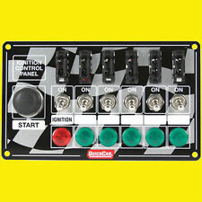 QuickCar Ignition Switch Race 5 Fused  Switches Panel Start Button Drag Car
