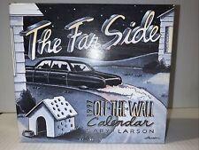 The Far Side Off the Wall Desk Calendar by Gary Larson Unused 1997 Open Box