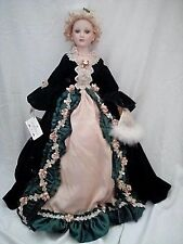 Genuine Creation of the Anastasia Collection Porcelain Doll - Antoinette