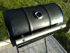 "Oil Drum- Barrel Barbecue Smoker BBQ - Charcoal Oil Drum BBQ ""PRICE REDUCED"""