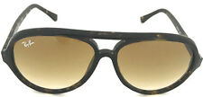 New Ray Ban RB4125 710/51 59mm Cats 5000 Brown Grad Lens Tortoise Frame