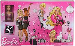 Barbie Christmas Advent Calendar
