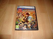 LEGO INDIANA JONES 2 LA AVENTURA CONTINUA DE LUCASARTS PARA PC NUEVO PRECINTADO