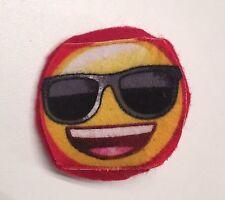 Childrens Kids Lazy Eye Amblyopia Eyeglass Patch Emoji W/ Sunglasses Left Eye