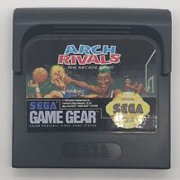 Arch Rivals: The Arcade Game (Sega Game Gear, 1992) Classic Game Cartridge Only