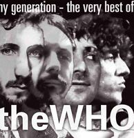 THE WHO my generation: the very best of (CD album) VG/EX 533 150-2 greatest hits
