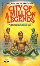 City of a Million Legends (First Lifewave Series