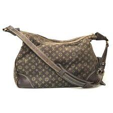 Louis Vuitton Monogram Mini run Boulogne Ebene M95225 shoulder bag One S (201-7
