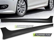 Coppia Minigonne Laterali Sportive Tuning VW GOLF 6 VOTEX STYLE