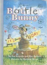 Battle Bunny by Jon Scieszka, Mac Barnett (Hardback, 2015)