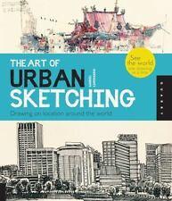 The Art of Urban Sketching: Drawing On Location Around The World, Campanario, Ga