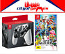 Super Smash Bros Ultimate Switch Pro Controller & Game  Bundle Brand New