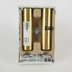"Ikea ÖSARP Leg Brass-Colour 10cm. 3 7/8"" Osarp"