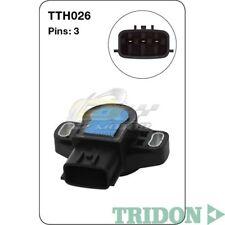 TRIDON TPS SENSORS FOR Nissan Navara D22 12/05-2.4L (KA24DE) DOHC 16V Petrol TTH