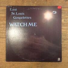 East St. Louis Gospelettes - Watch Me LP Vinyl PROMO WL Gospel Funk Soul BREAKS