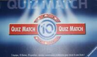 Ravensburger - Jeu de Société - Quiz Match 10