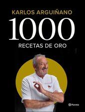 1000 RECETAS DE ORO. NUEVO. Nacional URGENTE/Internac. económico. GASTRONOMIA