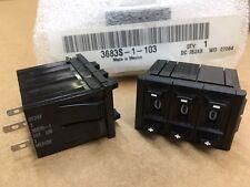 3683S-1-103 Bourns, 10K Ohm 3-Gang 10-Turn, Digital Precision Potentiometer