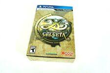 Ys Memories of Celceta Silver Anniversary Limited Premium Collectors Ed PSVITA