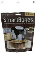 Smartbones  Dog Treats and Chewable Rawhide-Free Medium 4 Pack