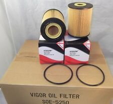ENGINE OIL FILTER SOE5250 L25250 L25545 HU932/6x Fits: AUDI PORSCHE VOLKSWAGEN