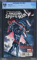 Amazing Spider-Man #699.1 (2013) CBCS 9.8 Morbius Cover and Appearance (NOT CGC)