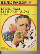 LE DELUSIONI DI BENJAMIN SMOKE - MCBAIN - 1975 - MONDADORI