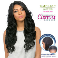 Sensationnel Synthetic Lace Front Wig Empress Edge Custom Lace Perm Romance