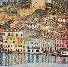 Gustav Klimt Landscape Art Prints