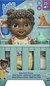 HASBRO Baby Alive Baby Gotta Bounce Doll Kangaroo Outfit, NEW