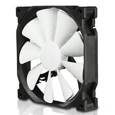 Phanteks Ph-f140sp 140mm 3 Pin 1200rpm Black White PC Case Cooling Fan