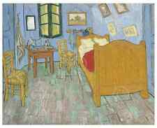 MODERN ART PRINT - The Bedroom, 1889 by Vincent van Gogh Poster 26x32