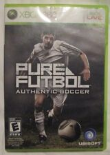 Xbox 360 Pure Futbol : Authentic Soccer (Manual, box and game)