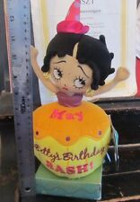 Betty Boop Birthday Bash Plush toy NEW IN PACKAGE May