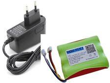 Taranis Q X7 / X7S battery 3500mAh 3S batteria Li-Ion + caricabatterie TX radio