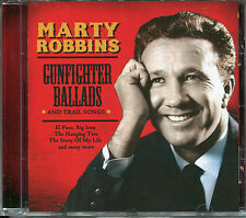 MARTY ROBBINS GUNFIGHTER BALLADS AND TRIAL SONGS - BIG IRON & MORE