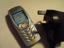 ORIGINAL NOKIA 6100 MADE IN GERMANY UNLOCKED MOBILE PHONE +CHARGER