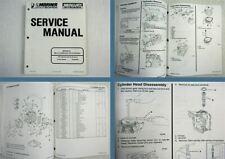 Mariner Mercury 25 4-Stroke Outboard Service Manual 1997