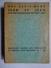 Collection douze, pierre Courthion, édition G. L, Guy LEVIS-Mano, pierre Kefer.