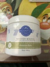 Scentsy Washer Whiffs Amazon Rain Laundry Fragrance 16 Oz.