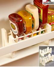 Fridge Bottle Jar Rack Organizer ~ Free Shipping ~ New