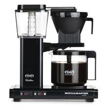 Moccamaster Kaffeefiltermaschine KBG 741 AO schwarz