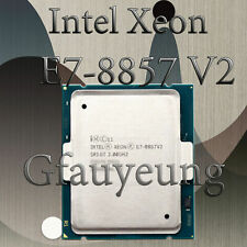 Intel Xeon E7-8857 V2 12 Core 3.0 GHz L3-30MB LGA 2011/Socket R CPU Processor