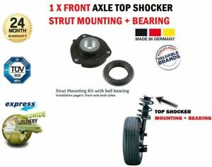 1x Front Axle STRUT MOUNTING for VW GOLF VI 2.0 TDI 2008-2012