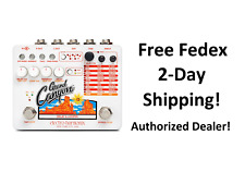 New Electro-Harmonix EHX Grand Canyon Delay and Looper Guitar Pedal